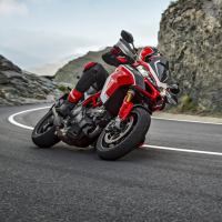 Nouvelle gamme Multistrada 1260
